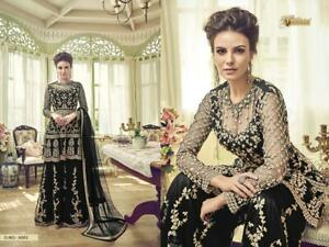 Indian-Lehnga-lengha-Salwar-Kameez-Designer-Anarkali-Suit-shalwar-sharara-dress