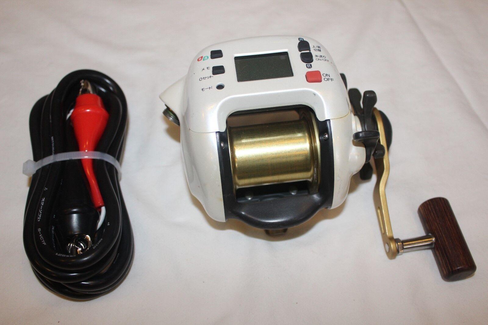 SHImanO DANDOU-MARU 3000 R-ELEKTROLLE IN JAPAN-Nr-988