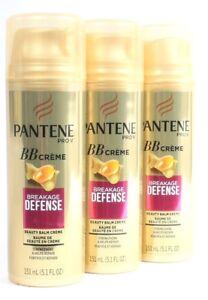 3-Ct-Pantene-Pro-V-5-1-Oz-Breakage-Defense-Strengthen-amp-Repair-Beauty-Balm-Creme