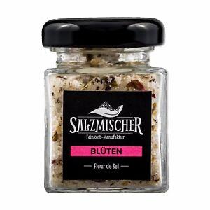 ( 9,99€/ 100g) 75g Fleur De Sel Salzmischung Blütensalz Fingersalz Épice Sel