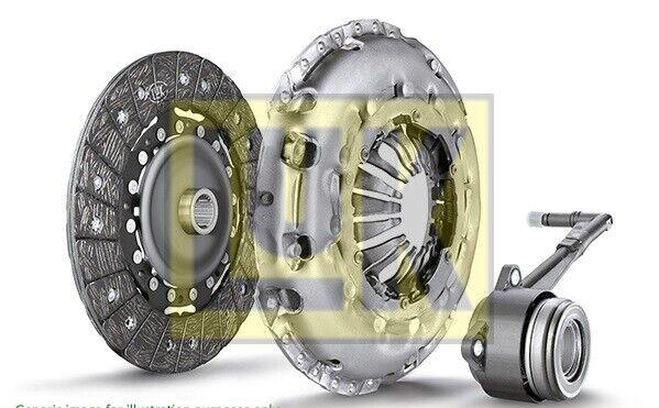 Kupplungssatz LUK RepSet Pro mit Zentralausrücklager 622 2205 33