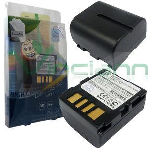 Batteria-alta-qualita-videocamera-VF707-X-Longer-p-JVC-GR-D240-GR-D246-GR-D247