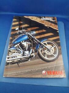 Yamaha Cruiser Motorcycle Sales Brochure Catalog Accessories Bike Parts 2007 Ebay