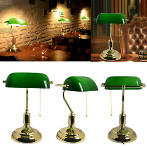 Bankers Desk Lamp Office Table
