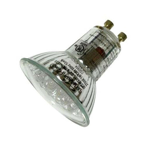 Sylvania LED Accent Light Bulb 78565 1PAR16//GU10//627//NFL2//RP Flood PACK OF 4