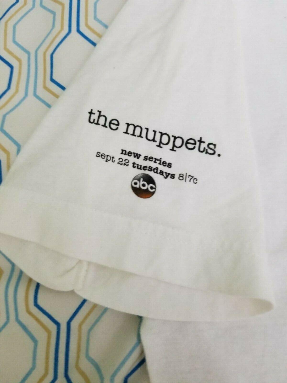 Vintage Muppets Miss Piggy All Over Print T Shirt… - image 2
