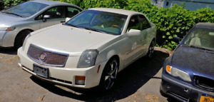 Cadillac CTS 2005 with safety