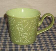 DisneyStore Faires Pixie Dust Green BIG Tinkerbell Cup