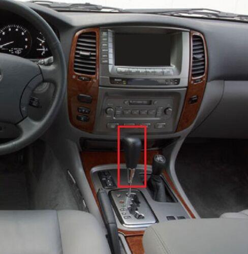 NEW Toyota Land Cruiser Leather Auto shift knob 2003-2007 100 series