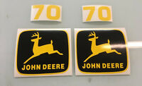 John Deere 70 Loader Decals