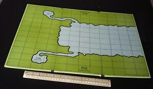 Vintage 1950s-60s era Spare Board for Gibson Wargame Tri-Tactics. Scarce
