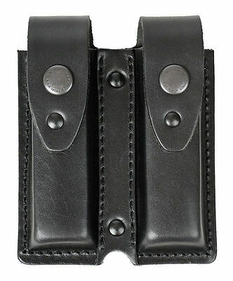 Mag Magazine Pouch for Makarov pistol genuine leather black