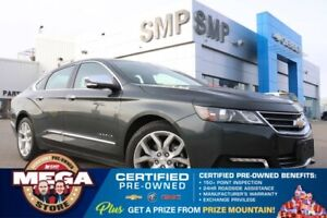 2019 Chevrolet Impala Premier - Leather, Panoramic Sunroof, Remote Start, Navigation