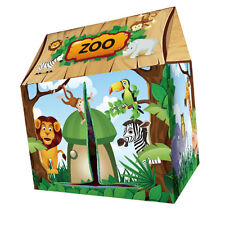 Forest House Themed Tent Play House for Kids Children Indoor & Outdoor Play