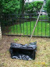Leaf Lifter Lawn & Garden Leaf Rake No More Bending