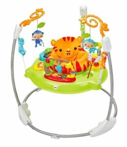 ac0eaec98 Fisher Price Roaring Rainforest Jumperoo Activity Entertainment Baby ...