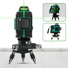 12 Lines Laser Level For Picture Hanging3d Three Plane Leveling And Alignment