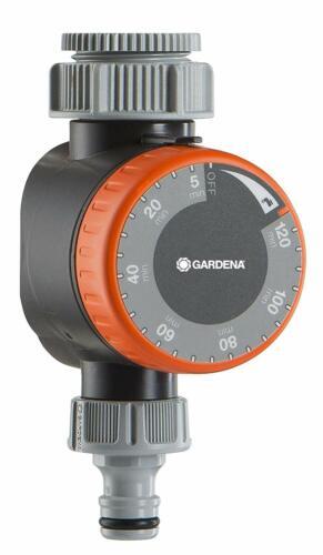 GARDENA Bewässerungsuhr Automatische Zeitschaltuhr für Wasserhähne 26.5 mm