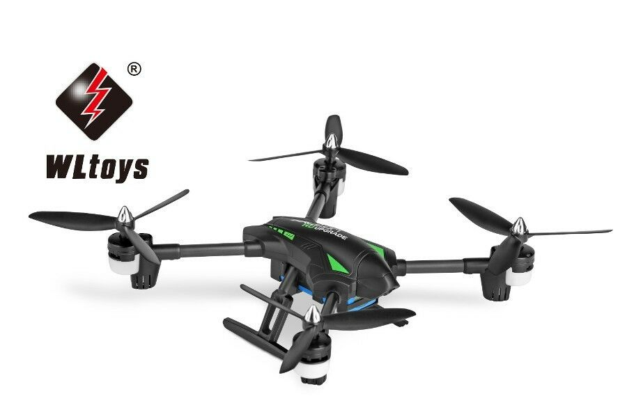 Cámara q robot RC quadrocopter FPV -