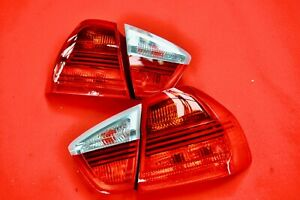 06-08-BMW-SERIES-3-E90-TAIL-LIGHTS-COMPLETE-4PCS-INNER-AND-OUTER-L-amp-R-OEM