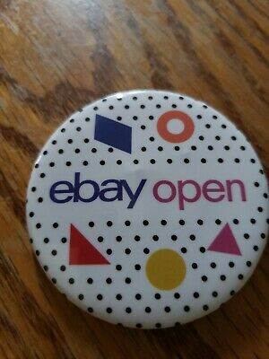 Open 2019 Official Collectors Pin From Las Vegas Convention 90's Theme