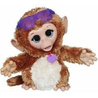 Furreal Friends Baby Cuddles My Giggly Monkey Hasbro