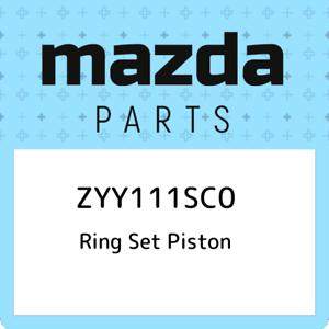 1301315100 Genuine Toyota RING SET PISTON 13013-15100