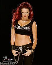 Lita aka Amy Dumas Brand New WWE Diva Superstar punk rock 11x14 photo