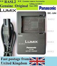 Original Panasonic Original Cargador De-a84 Dmw-bmb9e Dmc-fz48 Dmc-fz47 Dmc-fz45