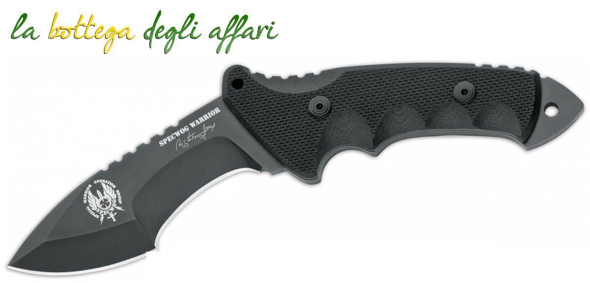 Coltello militare softair caccia FKMD Fox Specwog Warrior Knife FX-0171113