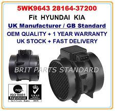 HYUNDAI COUPE (GK) / TUCSON 2.7 V6 Mass Air Flow meter sensor 5WK9643 2816437200