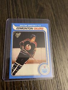1979-80 O-PEE-CHEE WAYNE GRETZKY CARD#18  RP (RC)  Possible PSA 10