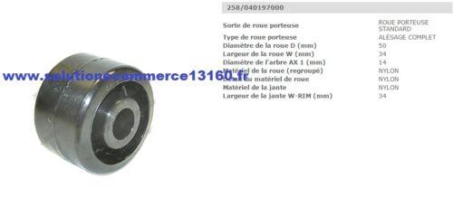GALET D ENTREE NYLON TRANSPALETTE MANUEL MIC TM2000 TM 2000