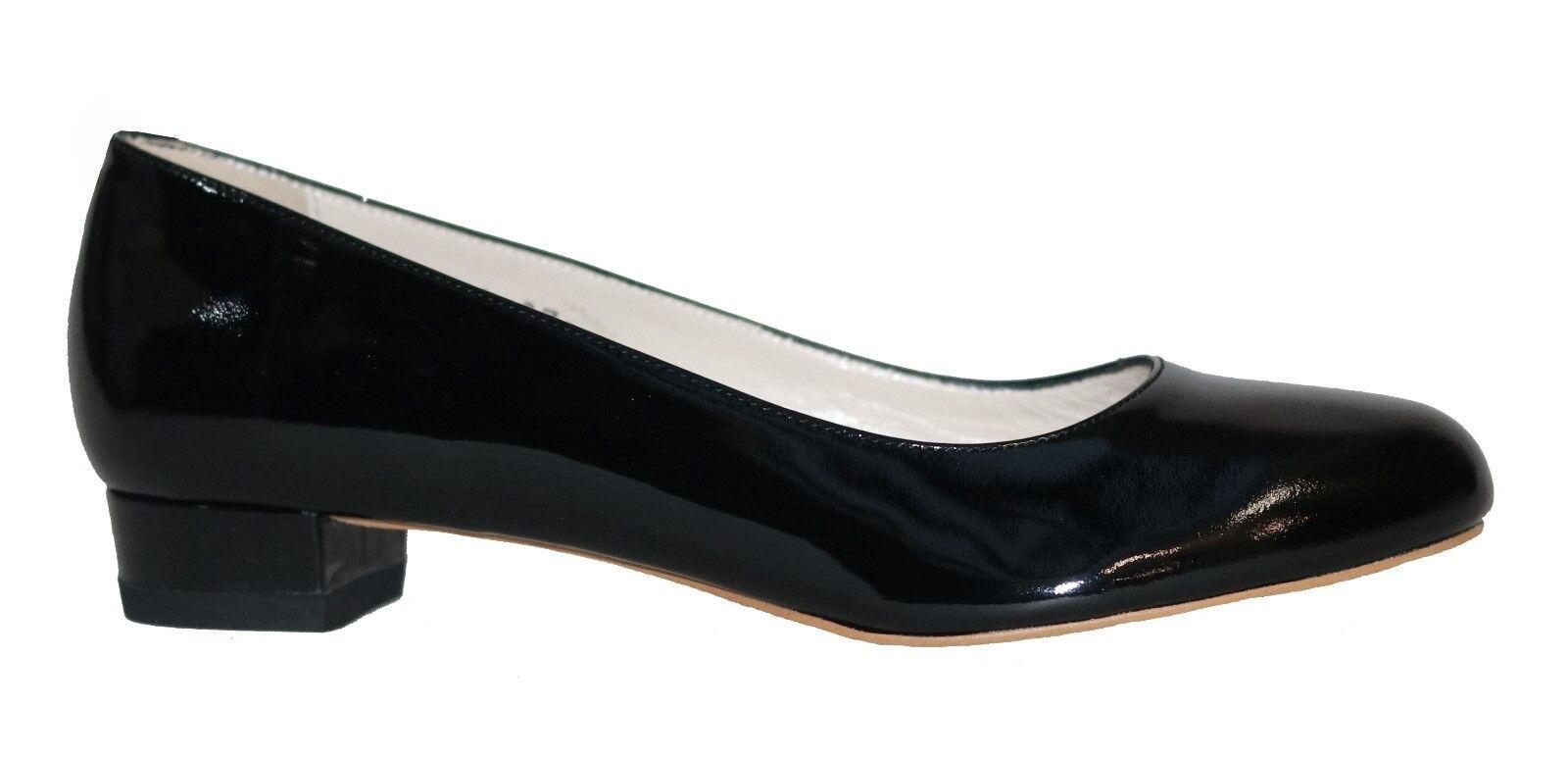 Muga Damen Schuhe Ballerina Gr.38 Schwarz