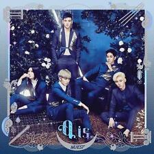 NU'EST [Q IS] 4th Mini Album CD+Photo Book+Photo Card K-POP SEALED