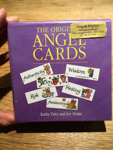 Angel card, Lathyrus Tyler and Joy Drake, emne: astrologi,…