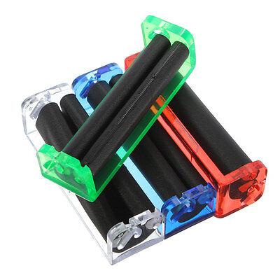 New 1 pcs Easy Manual Tobacco Roller Cigarette Making Maker Rolling Machine 78mm