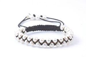 Genuine-Freshwater-Cultured-White-Pearl-Friendship-Bracelet-Gift-Box