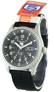 Seiko-Automatic-Sports-SNZG15J1-SNZG15J-SNZG15-Men-039-s-Watch