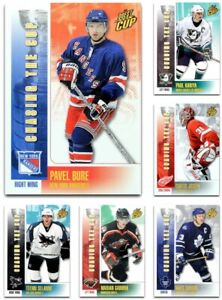 2002-03-Quest-For-The-Cup-CHASING-THE-CUP-PICK-YOUR-CARD-From-SET