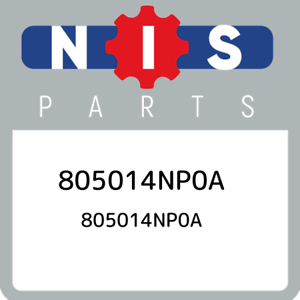 805014NP0A-Nissan-805014np0a-805014NP0A-New-Genuine-OEM-Part