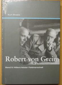 Robert-von-Greim-Band-2-Hitlers-letzter-Feldmarschall-Luftwaffe-Biografie-Buch