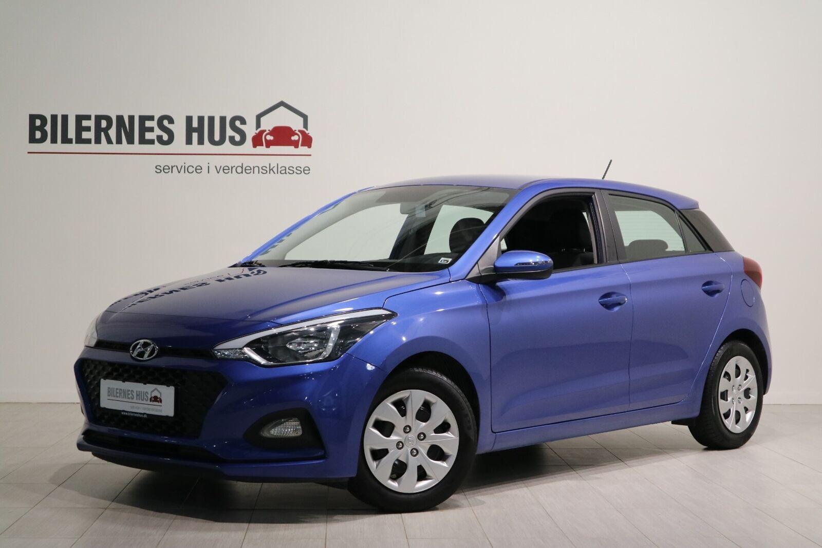 Hyundai i20 Billede 1