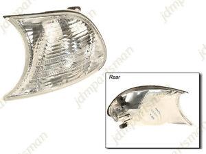 BMW M3 330ci 325ci Front Left Turn Signal Light Lamp w// White Lens 18591691 NEW