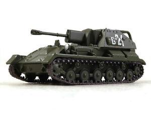 SU-76M-Soviet-Self-propelled-Gun-Light-Tank-1942-Year-1-72-Scale-Model