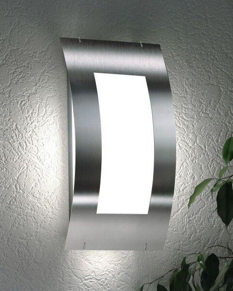 Aussenlampe Aussenleuchte Edelstahl Made in Germany NEU NEU NEU | Kompletter Spezifikationsbereich  | Passend In Der Farbe  | König der Quantität  5ece0e
