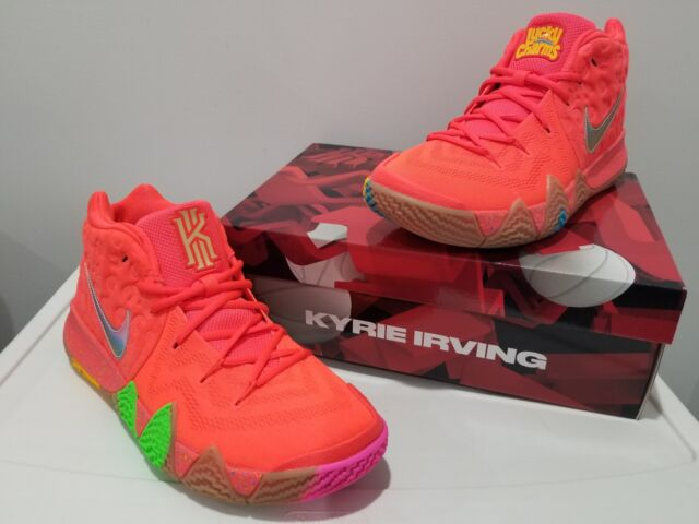 release date: 37524 7549d New 2018 Nike Kyrie 4 Lucky Charms BV0428-600 Cereal Pack Mens Shoes DS  Size 11