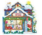 Santa's Toy Shop by Giovanni Caviezel, Laura Rigo (Board book, 2012)