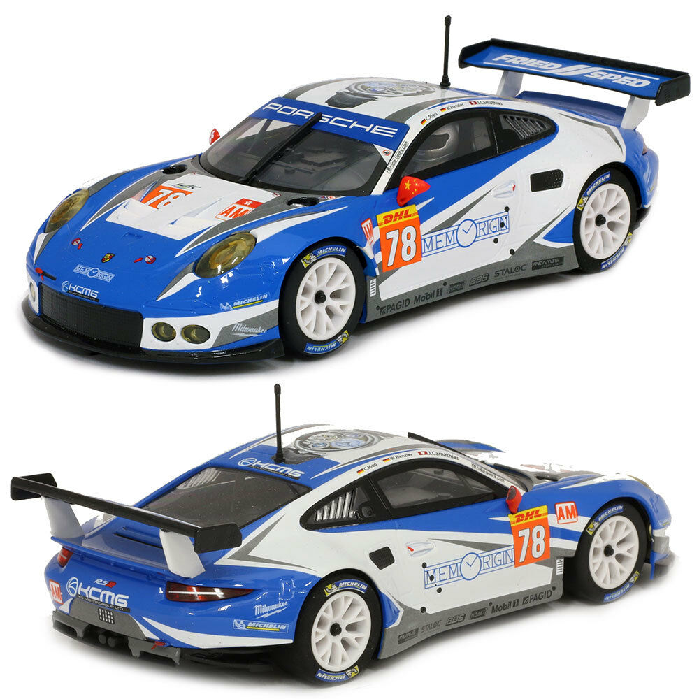 SCALEXTRIC Slot Car Porsche 911 RS No78