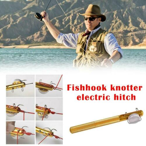 Practical Knot Line Tying Knotting Tool Manual Portable Fast Fishing Supply